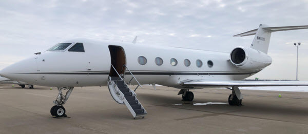 Charter Page- G450