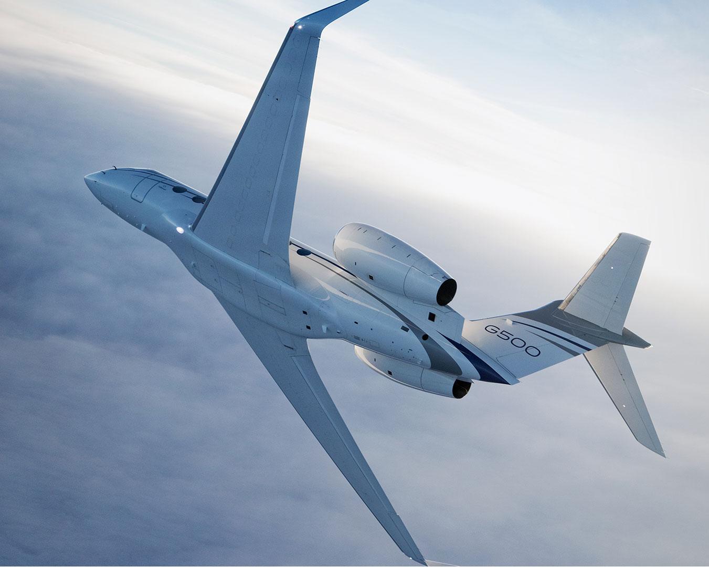 G 500 Flying